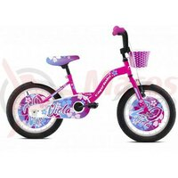"""Bicicleta Capriolo Viola Purple-White 20"""""""