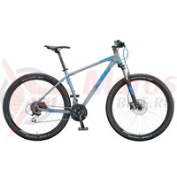 Bicicleta Chicago Disc 29 epicgrey matt/blue Shimano Acera 3x8 2020