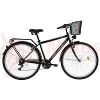 Bicicleta Citadinne 2833 28 inch gri 2017