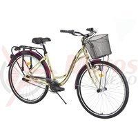 Bicicleta DHS Citadinne 2838 28