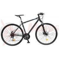 Bicicleta DHS Contura 2867 gri 2015