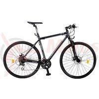 Bicicleta DHS Contura 2867 neagra 2015