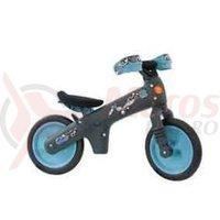 Bicicleta copii B-Bip gri cu albastru