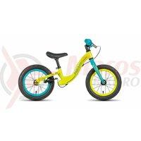 Bicicleta copii BEANY Zero 12', verde