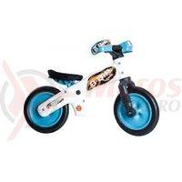 Bicicleta copii Bellelli B-Bip alb cu albastru