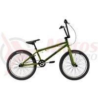 Bicicleta Copii BMX Jumper 2005 - 20 Inch, Verde