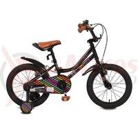 Bicicleta Copii Byox Little Princess Negru 16 Inch