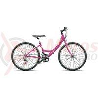 Bicicleta copii Cross Alissa 24'' roz