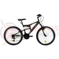 Bicicleta Copii Dhs Terrana 2441 - 24 Inch, Gri