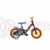 Bicicleta copii Dino 10'' Paw Patrol
