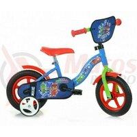 Bicicleta copii Dino 10'' PJ Masks