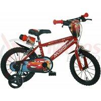 Bicicleta copii Dino 14' Cars Movie Nouva
