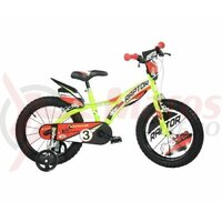 Bicicleta copii Dino 14