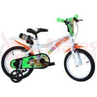 Bicicleta copii Dino 16