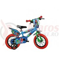 Bicicleta copii Dino 16'' PJ Masks