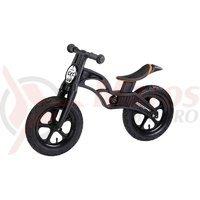 Bicicleta copii Drag Kick neagra 12