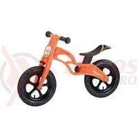 Bicicleta copii Drag Kick portocalie 12