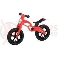 Bicicleta copii Drag Kick rosie 12