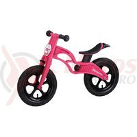 Bicicleta copii Drag Kick roz 12