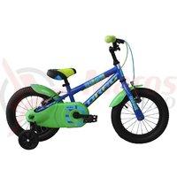 Bicicleta copii Drag Rush 14 albastru/verde 2018