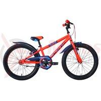 Bicicleta copii Drag Rush 20 red blue 2018