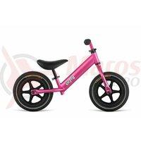 Bicicleta Copii fara Pedale 12' DEMA BeFly LITTLE HERO Roz