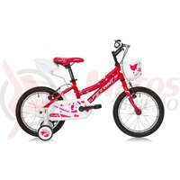 Bicicleta copii Ferrini Jessy 16 violet 2016