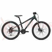 Bicicleta Copii GIANT XTC Jr 24 SL, 2020, Negru