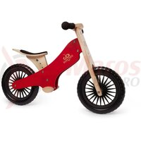 Bicicleta copii Kinderfeets Classic Cherry Red