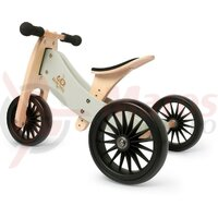 Bicicleta/Tricicleta copii Kinderfeets 2 in 1 Tiny Tot Plus Silver Sage