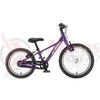 Bicicleta copii KTM Wild Cross 16' Mov/Alb