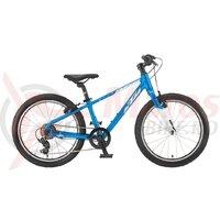 Bicicleta copii KTM WILD CROSS 20 blue/white