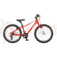 Bicicleta copii KTM WILD CROSS 20 - fire orange/white