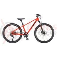 Bicicleta copii KTM Wild Speed Disc 24 fire orange
