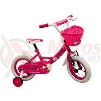 Bicicleta copii Magellan Candy 12 pink
