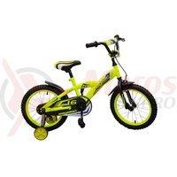 Bicicleta copii Magellan Kevin 16 green