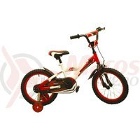 Bicicleta copii Magellan Storm 16 red-white
