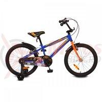 Bicicleta Copii Master Prince - 20 Inch Albastru