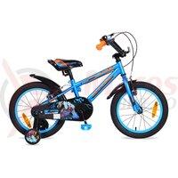 Bicicleta Copii Monster - 16 Inch Albastru
