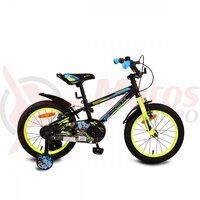Bicicleta Copii Monster - 16 Inch Negru