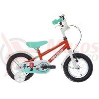 Bicicleta copii Neuzer BMX - 12' Rosu/Alb