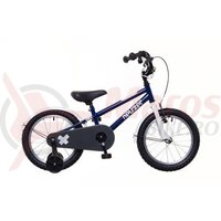 Bicicleta copii Neuzer BMX - 14' Albastru/Alb