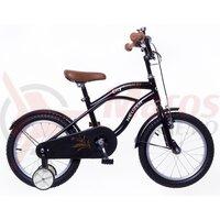 Bicicleta copii Neuzer Cruiser - 16'' - Negru
