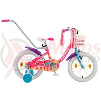 Bicicleta Copii Polar IceCream - 14 Inch, Roz