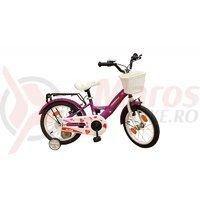 Bicicleta copii Robike Alice 16
