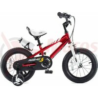 Bicicleta copii Royal Baby Freestyle 14' Red