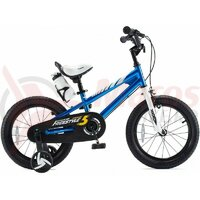 Bicicleta copii Royal Baby Freestyle 16' Blue