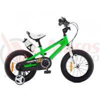 Bicicleta copii Royal Baby Freestyle 16' Green
