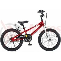 Bicicleta copii Royal Baby Freestyle 18' Red