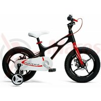 Bicicleta copii Royal Baby Space Shuttle 16' Black